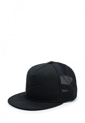 Бейсболка Nike. Цвет: черный