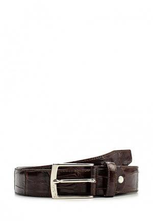 Ремень Pierre Cardin. Цвет: коричневый