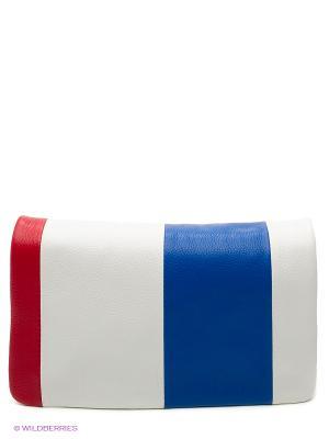Сумка Pimo Betti. Цвет: белый, синий