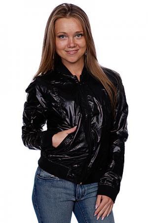 Ветровка женская  WJK 313 Black Trailhead. Цвет: черный