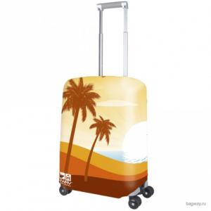 Travel Accessories Tropicana (Tropicana S) CoverWay. Цвет: оранжевый