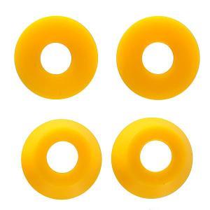 Амортизаторы для скейтборда  Standard Cylinder Cushions Super Hard Yellow 96a Independent. Цвет: желтый
