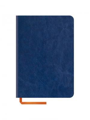 Записная книжка Nebraska soft Office space. Цвет: синий