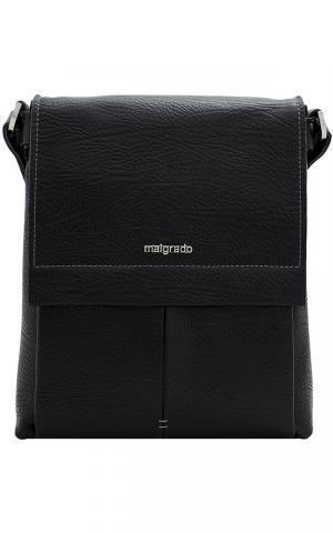 Мужская сумка из натуральной кожи Malgrado