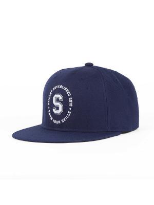Бейсболка SKILLS 05. Цвет: синий