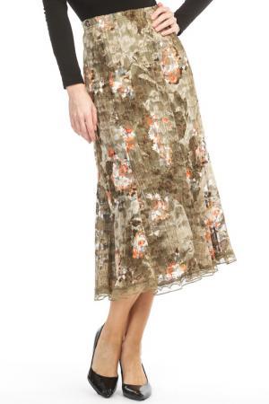 Skirt Georgede. Цвет: khaki