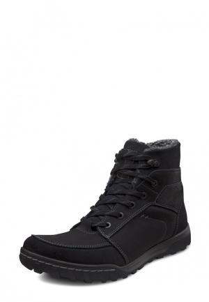 Ботинки URBAN LIFESTYLE ECCO. Цвет: черный