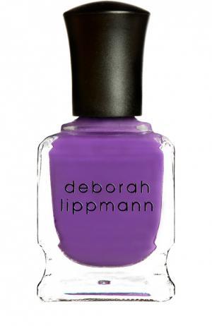 Лак для ногтей Maniac Deborah Lippmann. Цвет: бесцветный