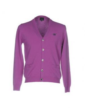 Кардиган HENRY COTTON'S. Цвет: розовато-лиловый
