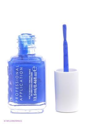 Лак для ногтей 819 ОФИЦИАНТА, ПОЖАЛУЙСТА! BUTTLER PLEASE Essie Professional. Цвет: синий