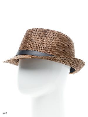 Шляпа Modis. Цвет: коричневый