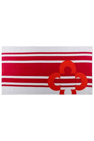 Beach Towel Marie claire. Цвет: red and white