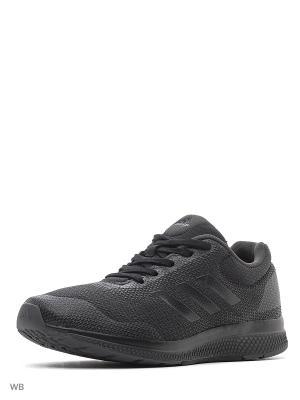 Кроссовки LOS ANGELES  TECBEI/CBLACK/FTWWHT Adidas. Цвет: серо-зеленый, черный