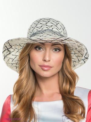Шляпа FOMAS. Цвет: белый, черный