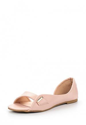Туфли Stephan. Цвет: розовый