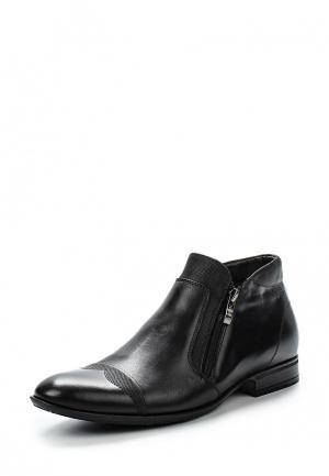 Ботинки классические Nord. Цвет: черный