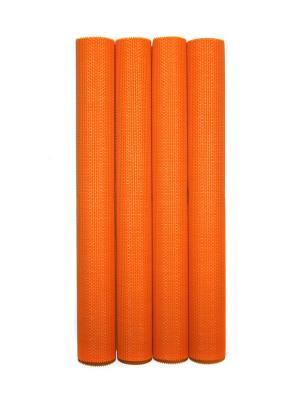 Плейсмат, 4 шт DiMi. Цвет: оранжевый