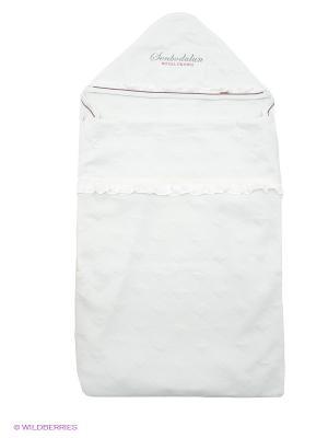 Спальный мешок Senbodulun. Цвет: светло-голубой