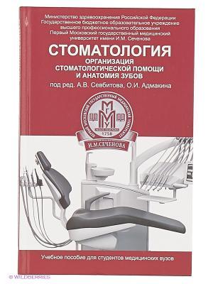 Стоматология: организация стоматологической помощи и анатомия зубов: учеб. пособие Феникс. Цвет: белый