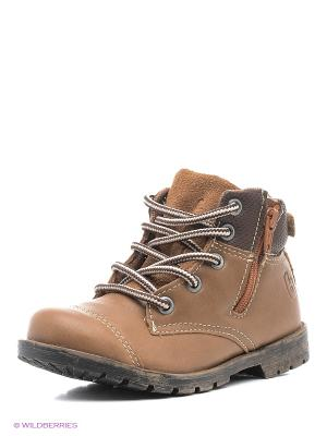 Ботинки Bibi. Цвет: коричневый