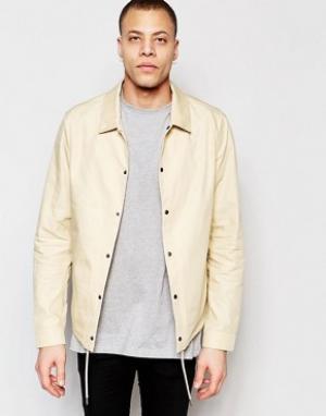 ADPT Спортивная куртка. Цвет: бежевый