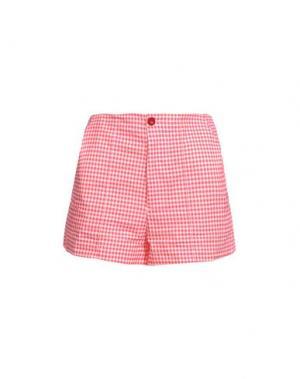 Повседневные шорты GEORGE J. LOVE. Цвет: красный
