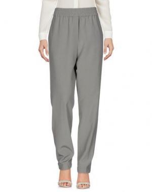 Повседневные брюки CHRISTIAN WIJNANTS. Цвет: серый