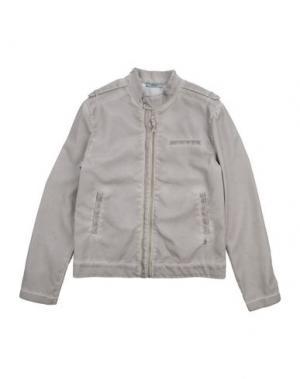 Куртка GRANT GARÇON. Цвет: светло-серый