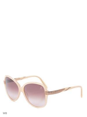 Солнцезащитные очки GM 0696 D74 BLSH-52 GUESS. Цвет: персиковый
