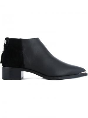 Ботинки по щиколотку Loni II Senso. Цвет: чёрный
