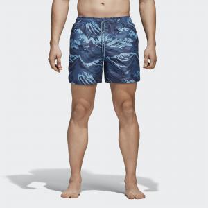 Пляжные шорты Parley  Performance adidas. Цвет: none