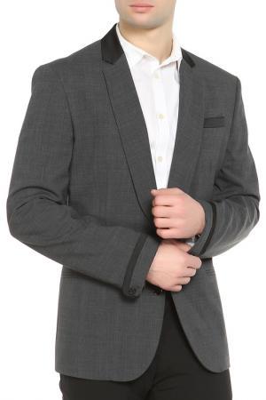 Пиджак CNC COSTUME NATIONAL C'N'C'. Цвет: серый