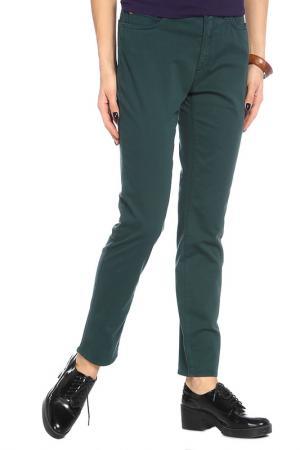 Джинсы Trussardi Jeans. Цвет: зеленый