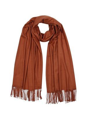 Палантин Marissimo. Цвет: коричневый