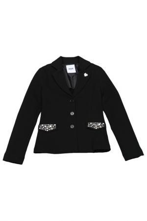 Пиджак Moschino. Цвет: черный