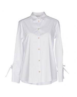 Pубашка BIANCOGHIACCIO. Цвет: белый