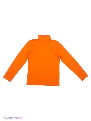 Водолазка Cherubino. Цвет: оранжевый