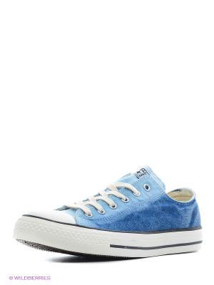Chuck Taylor All Star Converse. Цвет: голубой