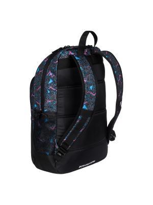 Рюкзак DC Shoes. Цвет: черный, бирюзовый, розовый