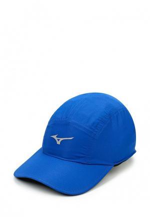Бейсболка Mizuno. Цвет: синий