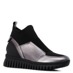 Ботинки  105-11 фиолетово-серый NURIA