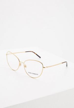 Оправа Dolce&Gabbana. Цвет: золотой