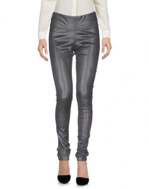 Повседневные брюки HALE BOB. Цвет: стальной серый