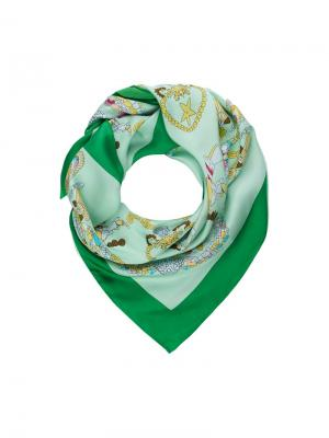 Платки Piero. Цвет: светло-зеленый