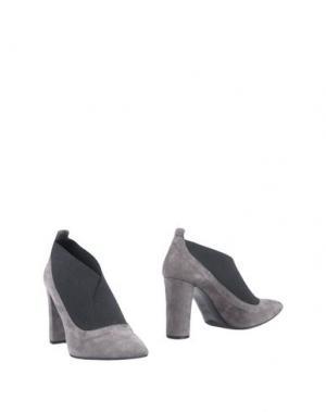 Ботинки FESTA Milano. Цвет: серый