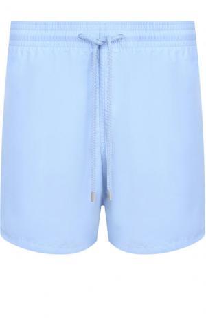 Плавки-шорты с карманами Vilebrequin. Цвет: голубой