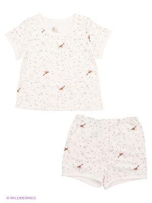 Пижама Senbodulun. Цвет: розовый