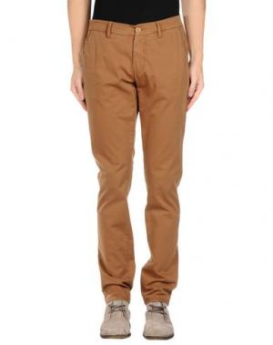 Повседневные брюки BARBATI. Цвет: коричневый