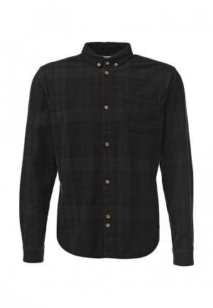 Рубашка Bellfield. Цвет: черный