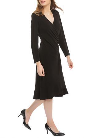 Платье Georgede. Цвет: black